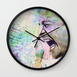 Chester Bennington Wall Clock