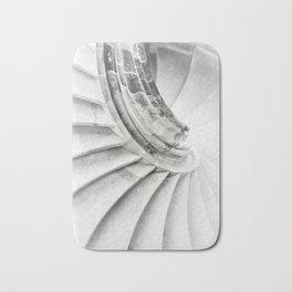 Sand stone spiral staircase 009 Bath Mat