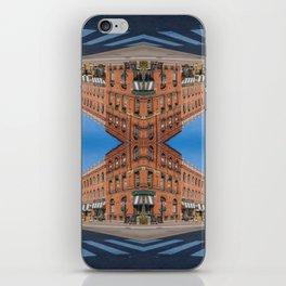 Charlottetown reflections iPhone Skin
