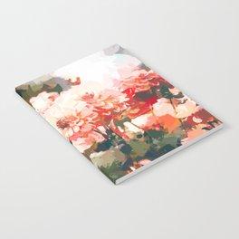 Blush #nature #digitalart Notebook