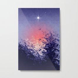 venus evening star. Metal Print