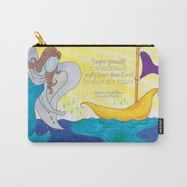Magdalena Forgive Carry-All Pouch