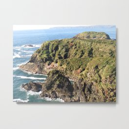 Chiloe Metal Print