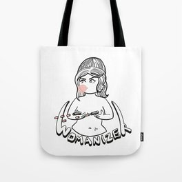 Womanizer Tote Bag