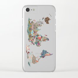 Louis Armstrong Told Us So Clear iPhone Case