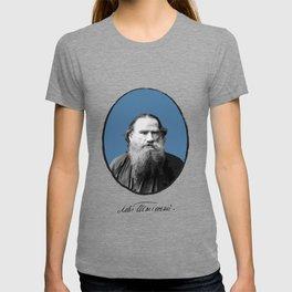 Authors - Lev Tolstoj T-shirt