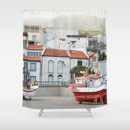 Vila Franca do Campo Shower Curtain