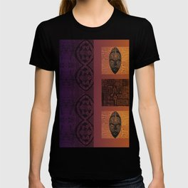 Ethnic 3 - African Style Pattern T-shirt