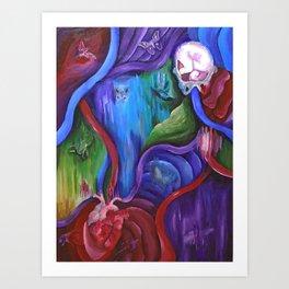 Living World Art Print