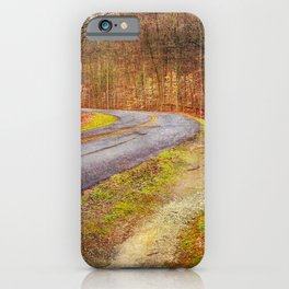 To Grandmothers House iPhone Case