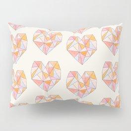 Pour Toujours pattern Pillow Sham