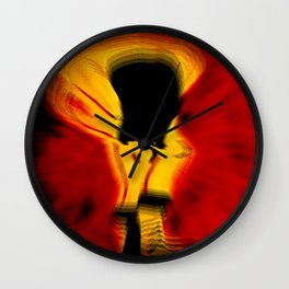 Within The Fire 2 Wall Clock