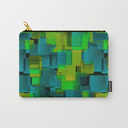 Abstraction. The graphic pattern. Carry-All Pouch