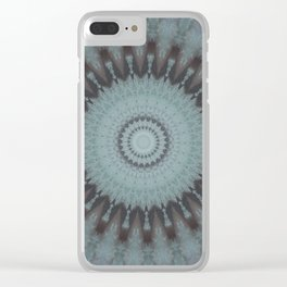 Some Other Mandala 446 Clear iPhone Case