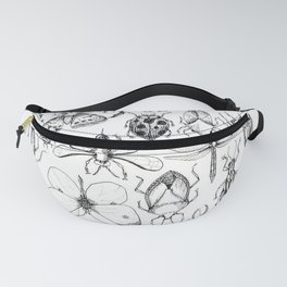 Insect Study Fanny Pack