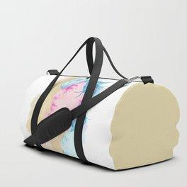 Feeling Blue Duffle Bag