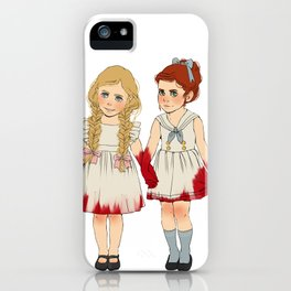 Little Hells iPhone Case