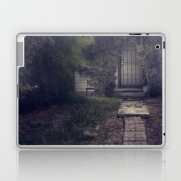 how to disappear completely Laptop & iPad Skin