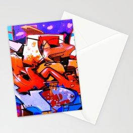 Urban Graffiti 51 Stationery Cards