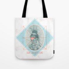 Babe Architecture Tote Bag