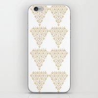 Geometric Diamond iPhone & iPod Skin
