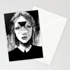 Beyond the Shadows Stationery Cards