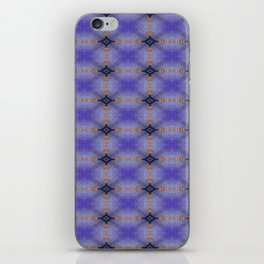 Crook Crate Pattern iPhone Skin