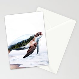 Inside a Bubble Stationery Cards