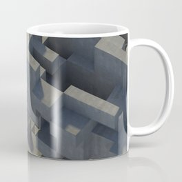Abstract Concrete IV Coffee Mug