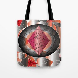 RedDiamond Tote Bag