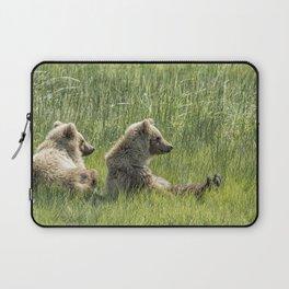 Unbearably Cute - Bear Cubs, No. 5 Laptop Sleeve