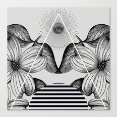 VESPERTINE ii Canvas Print