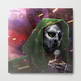 OPERATION DOOMSDAY Metal Print