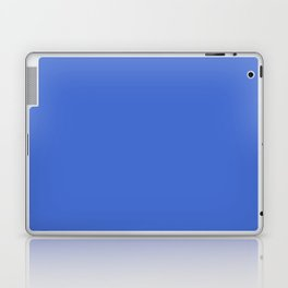 Han Blue - solid color Laptop & iPad Skin
