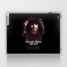 You Have Failed This City - The ARROW Laptop & iPad Skin