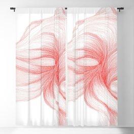 Écarlate Singularis Blackout Curtain
