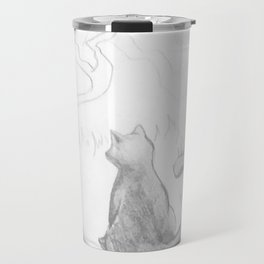 kittensketch Travel Mug