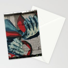 Hands of Mostar Stationery Cards