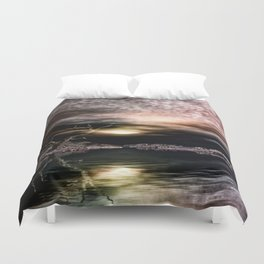 Alter Baum Duvet Cover