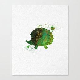 Hedgehog 027 Canvas Print