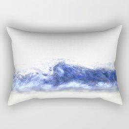 Atmospheric abstract Rectangular Pillow