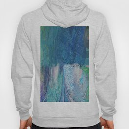 419 - Abstract Colour Design Hoody