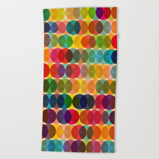 Sercuelar Beach Towel