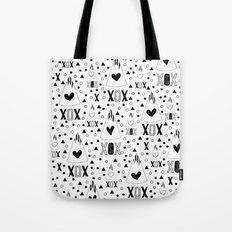 X.O.X. Tote Bag