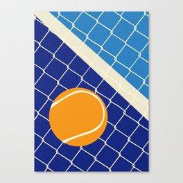 Matchball Canvas Print