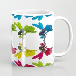The fig tree plantation in the mediterranean land Coffee Mug