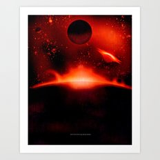 2012 V3 Art Print