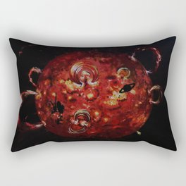 Voyage into infinity Rectangular Pillow