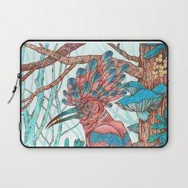 River Hoopoe Laptop Sleeve