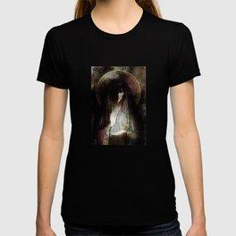 dark and light T-shirt